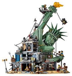 レゴ(LEGO)レゴムービーボロボロシティへようこそ70840
