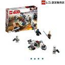 レゴ (LEGO) スター・ウォーズ ジェダイとクローン・トルーパー バトルパック 75206