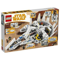 レゴ(LEGO)スター・ウォーズミレニアム・ファルコン75212男の子女の子legoブロック誕生日プレゼントおすすめ男の子女の子legoブロック誕生日プレゼントおすすめ
