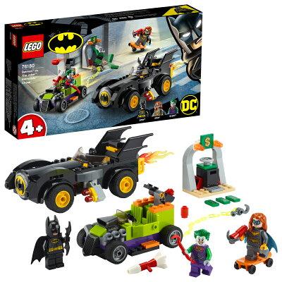 レゴ(LEGO) スーパー・ヒーローズ バットマン対ジョーカー:バットモービル・チェイス 76180
