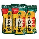 ねじめ びわ茶24ティーバッグ24包入×3袋セット十津川農場