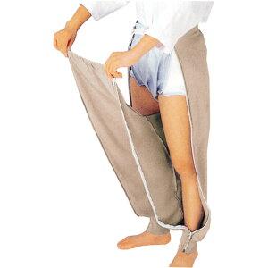 【介護服・介護用衣料】【パジャマ】【ウェルファン】おむつ用ズボン(裾しぼり型)婦人用S/M/Lサイズ