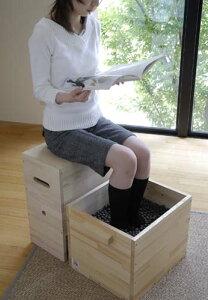 お湯を使わない足湯・クリニックで大評判!体温を上げて健康に【送料無料】遠赤外線の放射によ...
