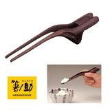 【8/20全品ポイント5倍】【人気・売れ筋】軽くて使いやすいバネ箸 「箸ノ助」 左右兼用 (H-1)ウインド 食器 クリップ式 ピンセット型 持ちやすい 日本製 木製