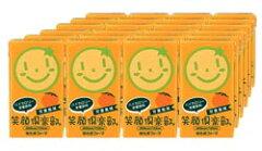 7つの風味が、笑顔を運びます。【1ケース】テトラパック 笑顔倶楽部 (125ml×24本入)【5,250...