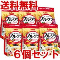 カルビー/フルーツグラノーラ/シリアル/食物繊維【送料無料 6個セット】 カルビー フルグラ...