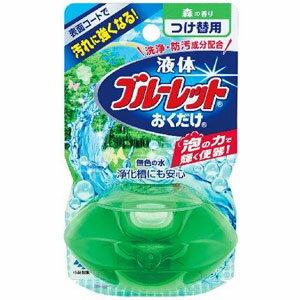 小林製薬 液体ブルーレットおくだけ つけ替用 【森の香り】70ml