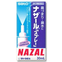 ナザールスプレー/ナザール/アレルギー性鼻炎、鼻づまり、鼻水にナザール スプレー ポンプ(...