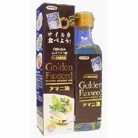 アマニ油 186g 亜麻仁油 日本製粉 □