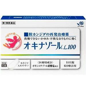 【第1類医薬品】オキナゾールL1006錠