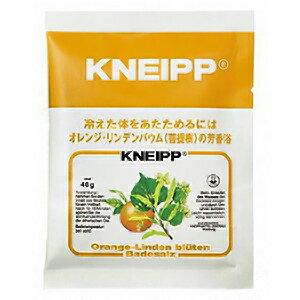 クナイプ バスソルト オレンジ・リンデンバウムの香り  40g 【医薬部外品】