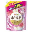ボールド 香りのサプリインジェル プラチナンフローラル&サボンの香り 詰替え用 超特大(1.26kg)