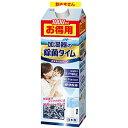 加湿器の除菌タイム 液体タイプ(無香) お得用 1000ml