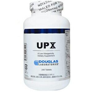 ダグラスラボラトリーズ UPX(10) 240粒 マルチビタミンミネラル 200569-240