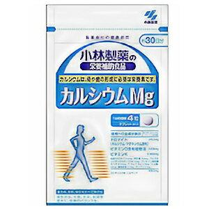 小林製薬 カルシウムMg 120粒(約30日分)