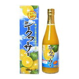 シークヮーサー台湾産 果汁100% 500ml