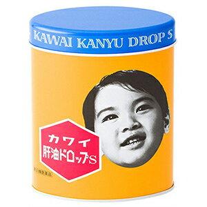 【第(2)類医薬品】 カワイ肝油ドロップS 300粒