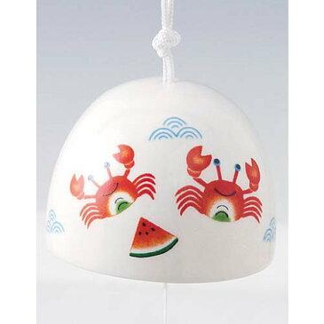 ◆『夏の風物詩』風鈴〜カニ 【S17-532】プレゼントやギフトに!【福袋価格】【RCP】