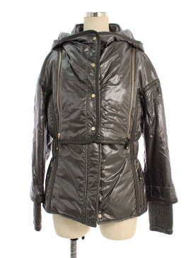トッズ ジャケット ジップアップ ナイロン フード付き 長袖 40【Aランク】【中古】tn200517