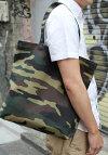 J.CREW(J.クルー)CANVASTOTEBAG(キャンバストートバック)頑丈なキャンバス生地カモフラージュ男女兼用デイリーからアウトドアまで幅広く使えます