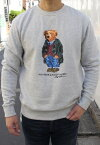 RALPHLAUREN(ラルフローレン)POLOBEARCREWSWEATSHIRTS(ポロベアークルースウェット)日本未発売モデルアメリカ限定ポロベアー送料無料あす楽対応