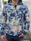 RALPHLAUREN(ラルフローレン)FLORALFRENCHTERRYHOODY(プリントフレンチテリーフーディ)日本未発売モデルヴィンテージ風合いパーカー送料無料あす楽対応