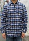J.CREW(J.クルー)CHECKFLANNELSHIRTS(チェック柄フランネルシャツ)ネルシャツメンズ長袖シャツ柔らかな肌触り送料無料あす楽対応