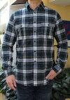 RALPHLAUREN(ラルフローレン)FLANNELWORKSHIRTS(フランネルワークシャツ】ネルシャツ日本未発売モデルアメリカ買い付け【送料無料】あす楽対応
