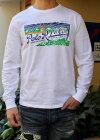 RALPHLAUREN(ラルフローレン)GRAPHICLONG-TEE(グラフィックロングTシャツ)日本未発売モデルアメリカ買い付け頑丈で柔らかなロングTEE送料無料あす楽対応