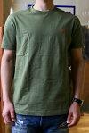 RALPHLAUREN(ラルフローレン)SOLIDCREWT-SHIRTS(ソリッドクルーネックTシャツ)【日本未発売モデルメンズTシャツ】【FORESTGREEN】あす楽対応送料無料