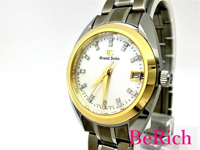 腕時計, レディース腕時計  4J52-0AG0 22P K18YG 100m QZ SEIKO GS mk2367