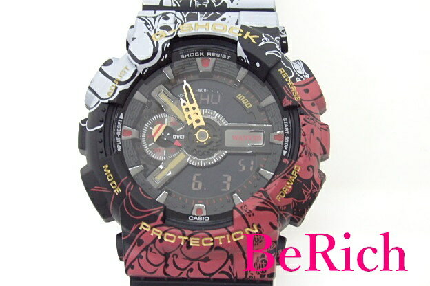 腕時計, メンズ腕時計  CASIO G-SHOCK ONE PIECE GA-110JOP SS QZ ht4072