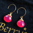 【Berry's ベリーズ】 マロンカット フューシャピンク...