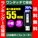 超小型USB型ボイスレコーダー4GBWin7/8/8.1対応