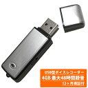 【楽天ランキング1位】 超小型USB型 ワンタッチ ボイスレ...