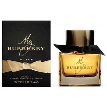 バーバリー マイバーバリー ブラック EDP オードパルファム SP 50ml (香水) BURBERRY