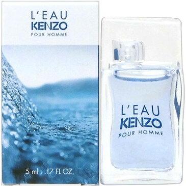 ケンゾー ローパ ケンゾー プールオム EDT オードトワレ SP 5ml (ミニ香水) フォーメン KENZO