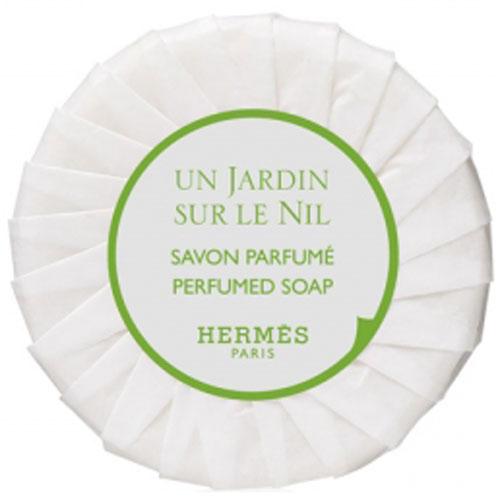 エルメス ナイルの庭 パフュームド ソープ 50g (箱なし) 石鹸 HERMES