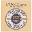 ベスバ 楽天市場店で買える「ロクシタン シアバター ソープ ミルク 100g L'OCCITANE LOCCITANE」の画像です。価格は645円になります。