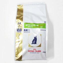 ロイヤルカナン猫用pHコントロール2フィッシュテイストドライ4kg×1(動物用療法食)【ROYALCANIN】
