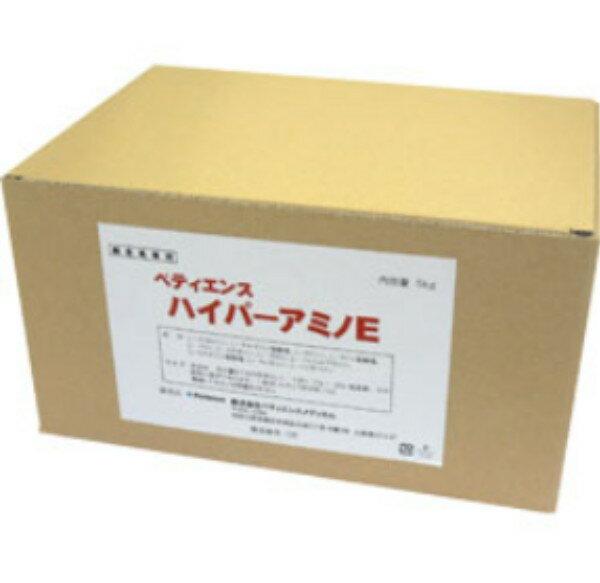 ペティエンスハイパーアミノE 5Kg(動物用栄養補助食品)【Petience、馬・家畜用】:BCP