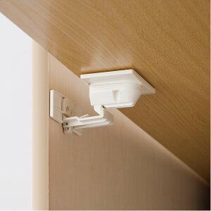 地震の揺れを感知し、扉を自動でロック!食器や本等の飛び出しを防止します。ベスト 震サーキャ...