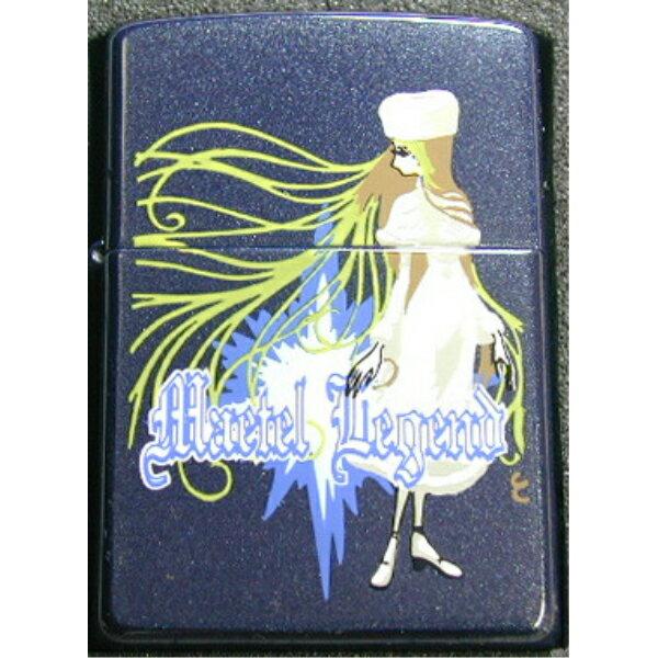 喫煙具, ライター ZIPPO Maetel Legend blue 2005