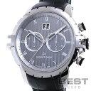 ジャケドロー 【JAQUET DROZ】 グランセコンド SW クロノコートドジュネーブJ029530202 メンズ グレー ステンレススティール 腕時計 時計 GRANDE SECONDE SW CHRONO COTES DE GENEVE GRAY SS JD【中古】