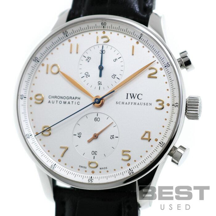 腕時計, メンズ腕時計  IWC IW371445 PORTUGUESE CHRONOGRAPH SILVER SS