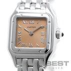 【仮】カルティエ【CARTIER】パンテールドゥカルティエ-レディースピンクK18ホワイトゴールド腕時計時計PANTHEREDECARTIERPINKK18WG【中古】