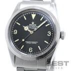 【仮】ロレックス【ROLEX】エクスプローラー11016メンズブラックステンレススティール腕時計時計EXPLORERlBLACKSS【中古】