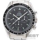 【仮】オメガ【OMEGA】スピードマスタープロフェッショナルST145.022メンズブラックステンレススティール腕時計時計SPEEDMASTERPROFESSIONALBLACKSS【中古】