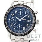 【仮】ブライトリング【BREITLING】アヴィアスターA13024B20PAメンズブラックステンレススティール腕時計時計AVIASTARBLACKSS【中古】