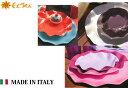 Exclusive Trade 紙皿おしゃれ 5枚入り18cm イタリア製 紙皿可愛い パーティー紙...